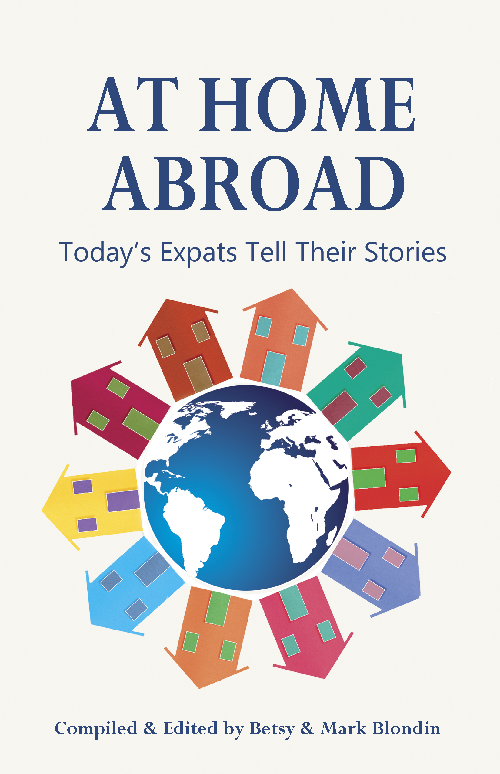 cover image of at home abroad